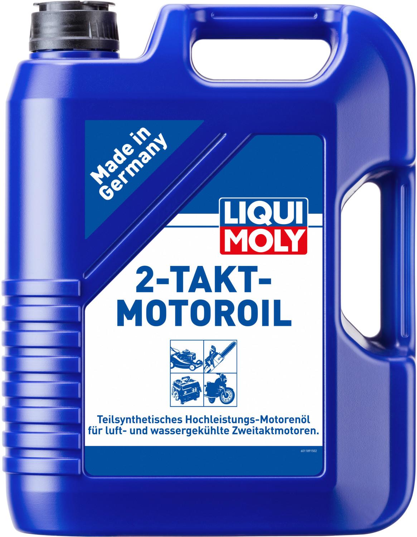 LIQUI MOLY 2-Takt Motoröl (5 l)
