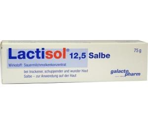 Lactisol 12,5 Salbe (75 g)