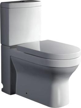 Hervorragend Erhöhtes stand wc mit aufgesetztem spülkasten LZ05