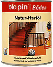 Biopin Böden Natur-Hartöl 10 L