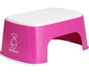 Babybjorn Step Stool pink