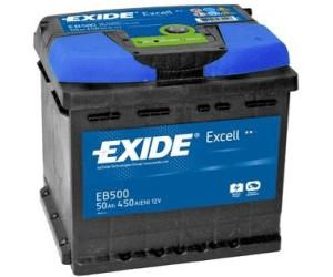 FULMEN Batterie Formula FB500 12v 50AH 450A pas cher
