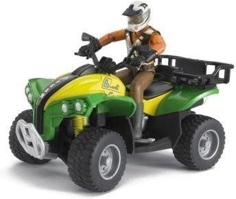 Bruder Quad mit Fahrer (63000)