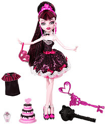 Mattel Monster High Sweet 1600 Draculaura