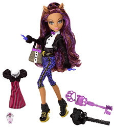 Mattel Monster High Sweet 1600 Clawdeen Wolf