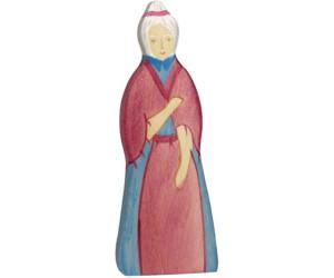 Holztiger Großmutter