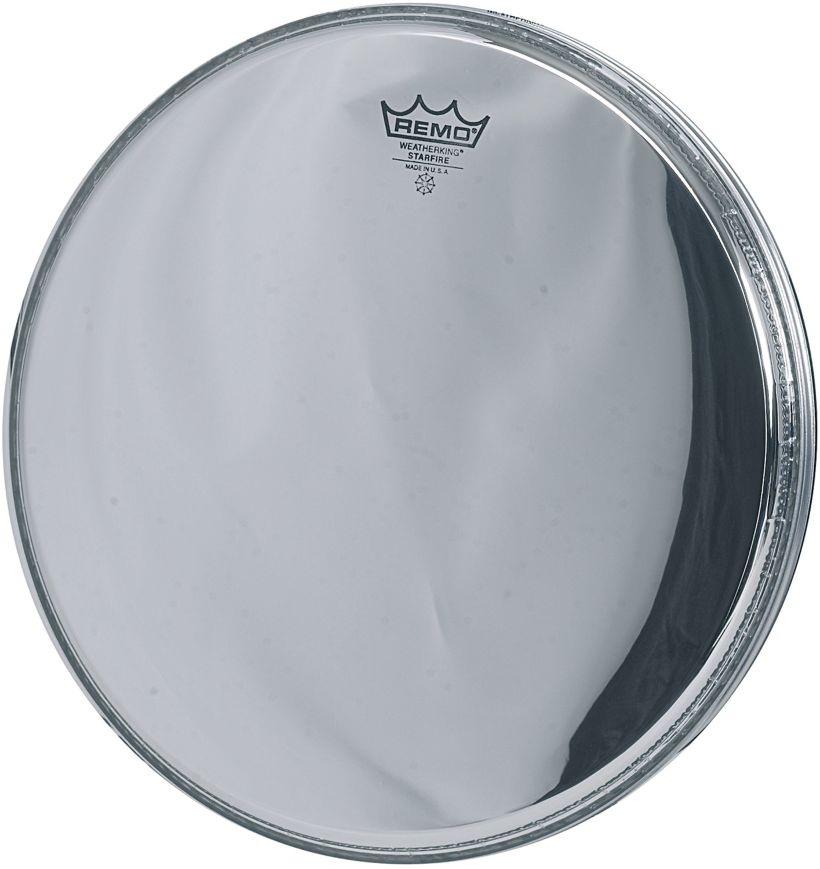 #REMO Chrome Starfire Bass Drum 20#