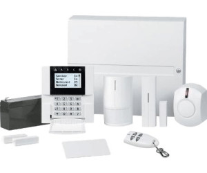 INDEXA GSM Funk-Alarmanlage Alarmanlage Funk für das Haus Set 8002 JK
