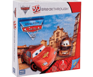 Image of Mega Puzzles Breakthrough Cars (level 2, 200 piece)