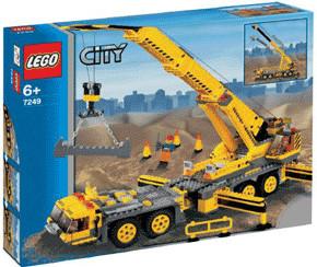 LEGO City Mobiler Baukran (7249)