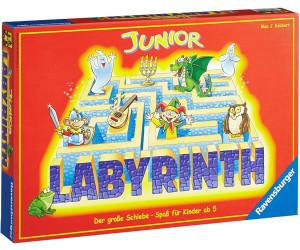 Ravensburger Fireman Sam Junior Labyrinth Brettspiel Schiebespiel Kinderspiel