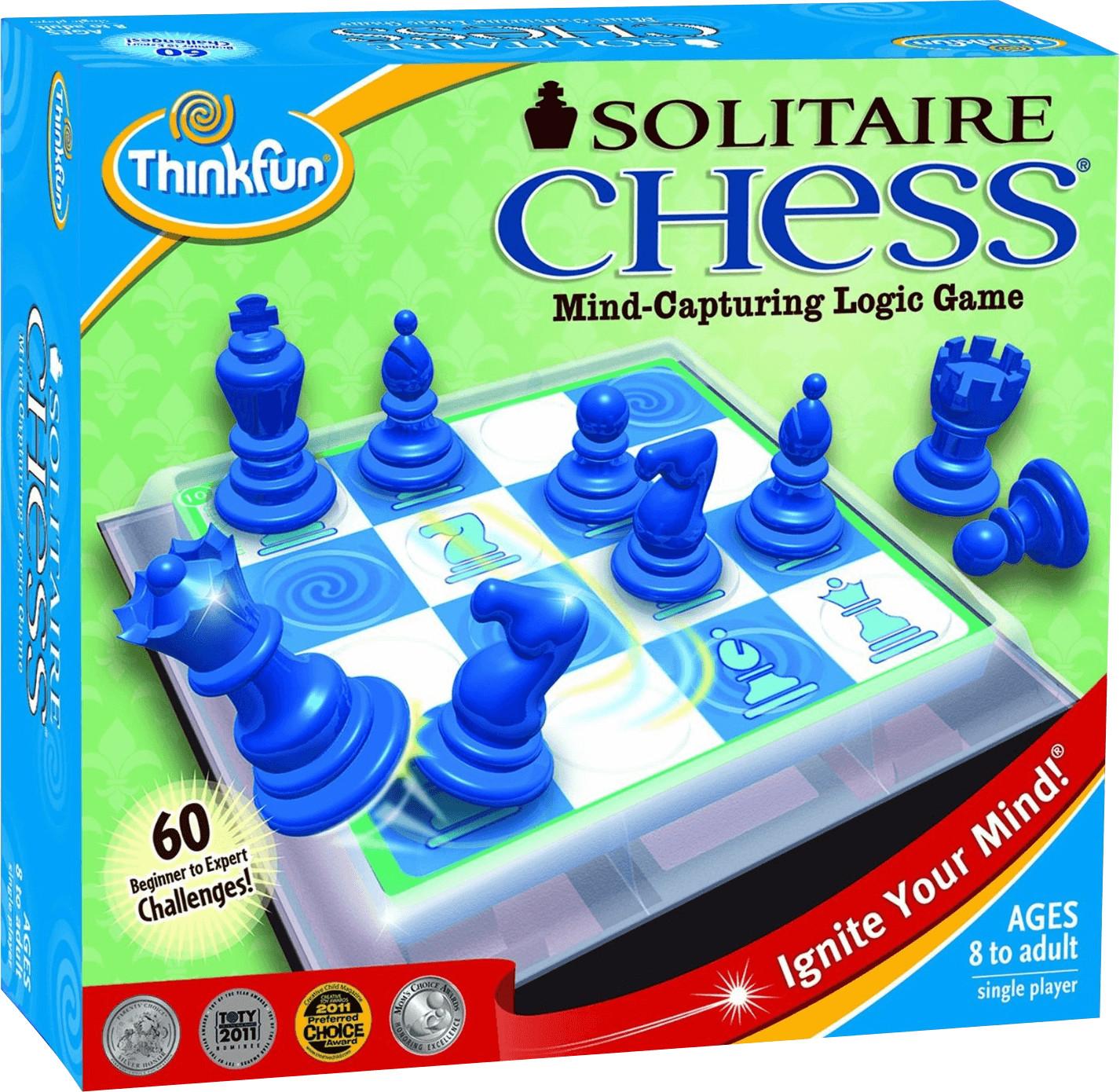 Thinkfun Solitaire Chess (76325)