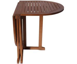 balkontisch oval. Black Bedroom Furniture Sets. Home Design Ideas