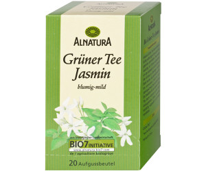Alnatura Grüntee Jasmin (20 Stk.)