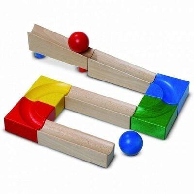 Nic Toys cubio Kugelbahn Starterset
