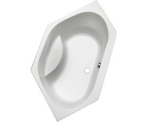 Asymmetrische Badewanne Preisvergleich | Günstig bei idealo kaufen | {Eckbadewanne maße 130 49}