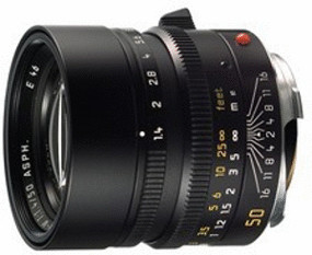 Image of Leica 50mm f/1.4 Summilux-M
