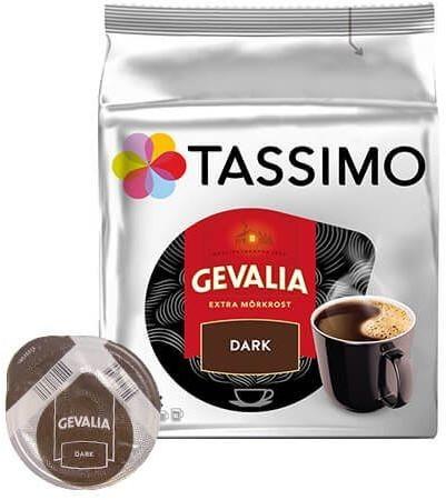 Tassimo Gevalia Dark (16 Port.)