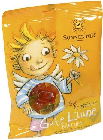 Sonnentor Gute Laune Bärchen Bio-Bengelchen (10...