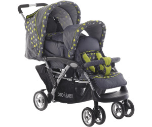 poussette double chic 4 baby