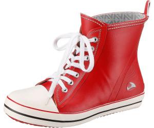 Viking Rubber Kicks, rot/weiß, Gr. 35