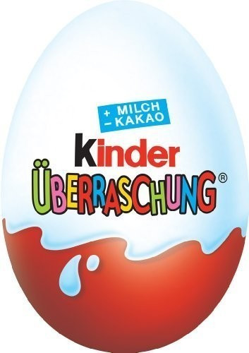 Ferrero Kinder Überraschung (72 Stück)