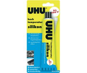 UHU Hochtemperatur Silikon (80 ml)