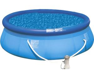 intex easy pool set 457 x 91 cm ab 89 90 preisvergleich bei. Black Bedroom Furniture Sets. Home Design Ideas