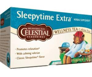 Celestial Seasonings Sleepytime Extra Wellness Tea