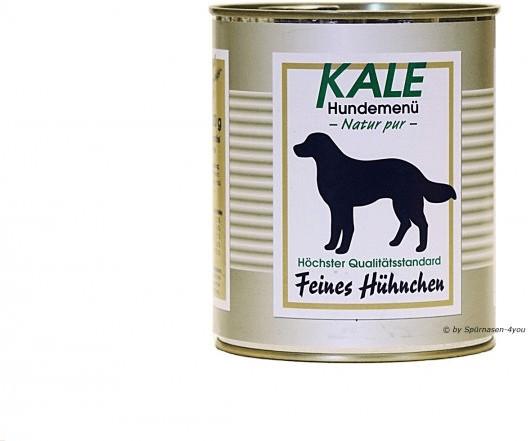 Kale Fleischdose Feines Hühnchen 800 g