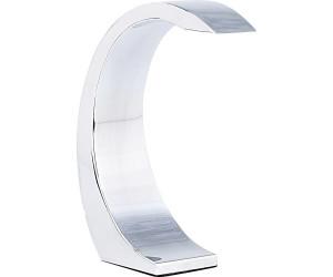 lunartec 5 watt led design tischlampe silver moon mit sensorschalter ab 36 90. Black Bedroom Furniture Sets. Home Design Ideas