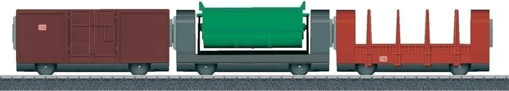 Märklin my world Ergänzungswagen-Set zum Güterzug (44100)