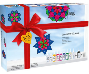 c kreul glas design window color set xxl ab 20 10 preisvergleich bei. Black Bedroom Furniture Sets. Home Design Ideas