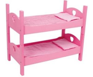 Etagenbett Idealo : Small foot design einzel etagenbett pink ab