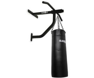 Klarfit Klimmzugstange mit Boxsack