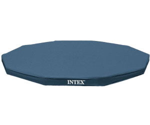 Intex cobertor piscina tubular redonda 457 cm 58901 for Precio cobertor piscina