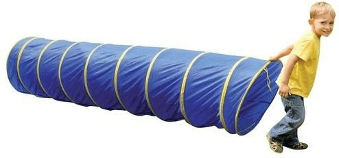 Eduplay Kriechtunnel blau 295 cm