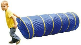 Eduplay Kriechtunnel blau 175 cm
