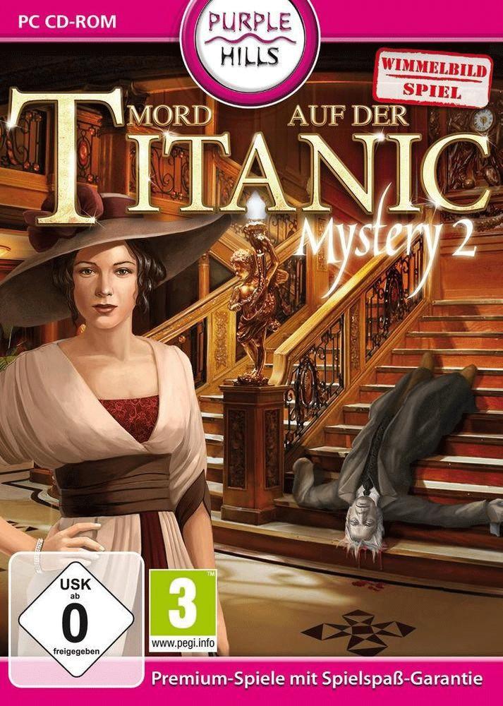 Titanic Mystery 2: Mord auf der Titanic (PC)