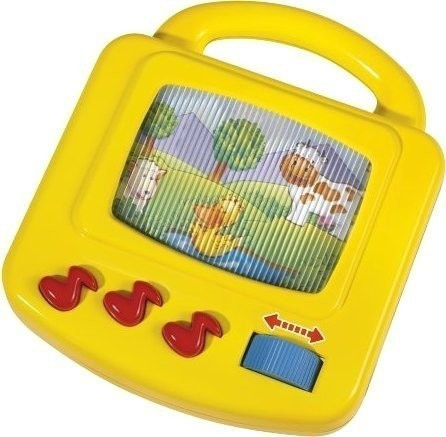 Simba ABC Mini Music TV