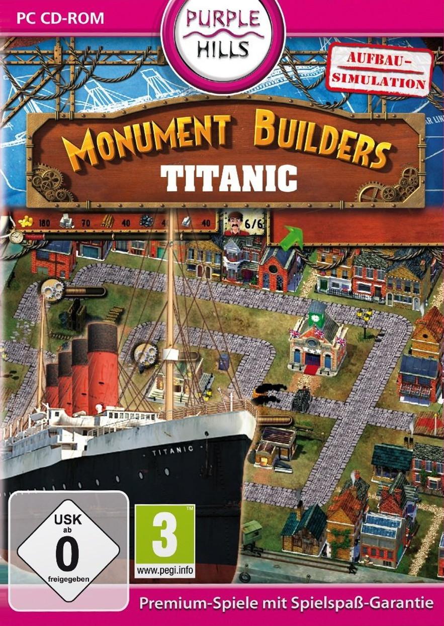 Monument Builders: Titanic (PC)