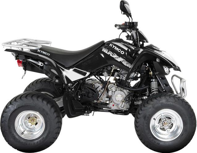 Kymco Maxxer 250