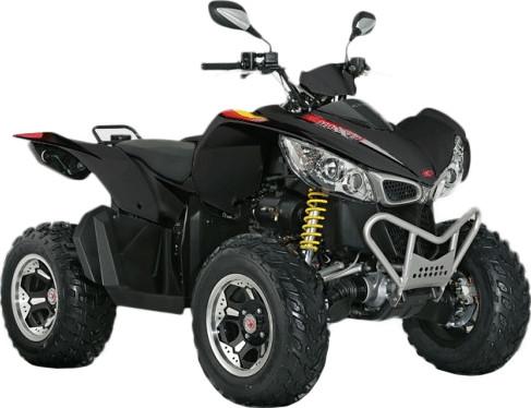 Kymco Maxxer 450i 4x4 Offroad