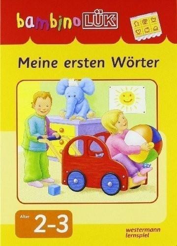Westermann bambinoLÜK Erste Wörter