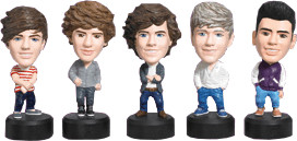 Vivid Celebz One Direction Mini Figur Sortiment