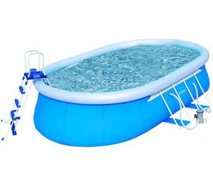 piscine acier ovale l 488 xl 366 cm