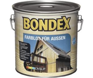 Häufig Bondex Holzschutzlasur farblos für Außen ab 15,55 ER44
