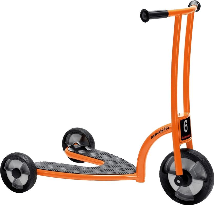 Jakobs Safety Roller aktiv