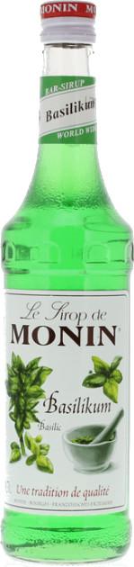 Monin Sirup Basilic 0,7l