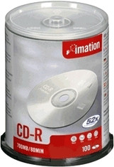 Imation CD-R 700MB 80min 52x 100er Spindel